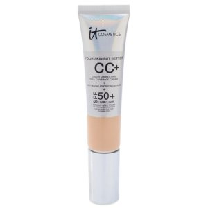 IT COSMETICS Your Skin But Better™ CC+™ Cream with SPF 50+ Review